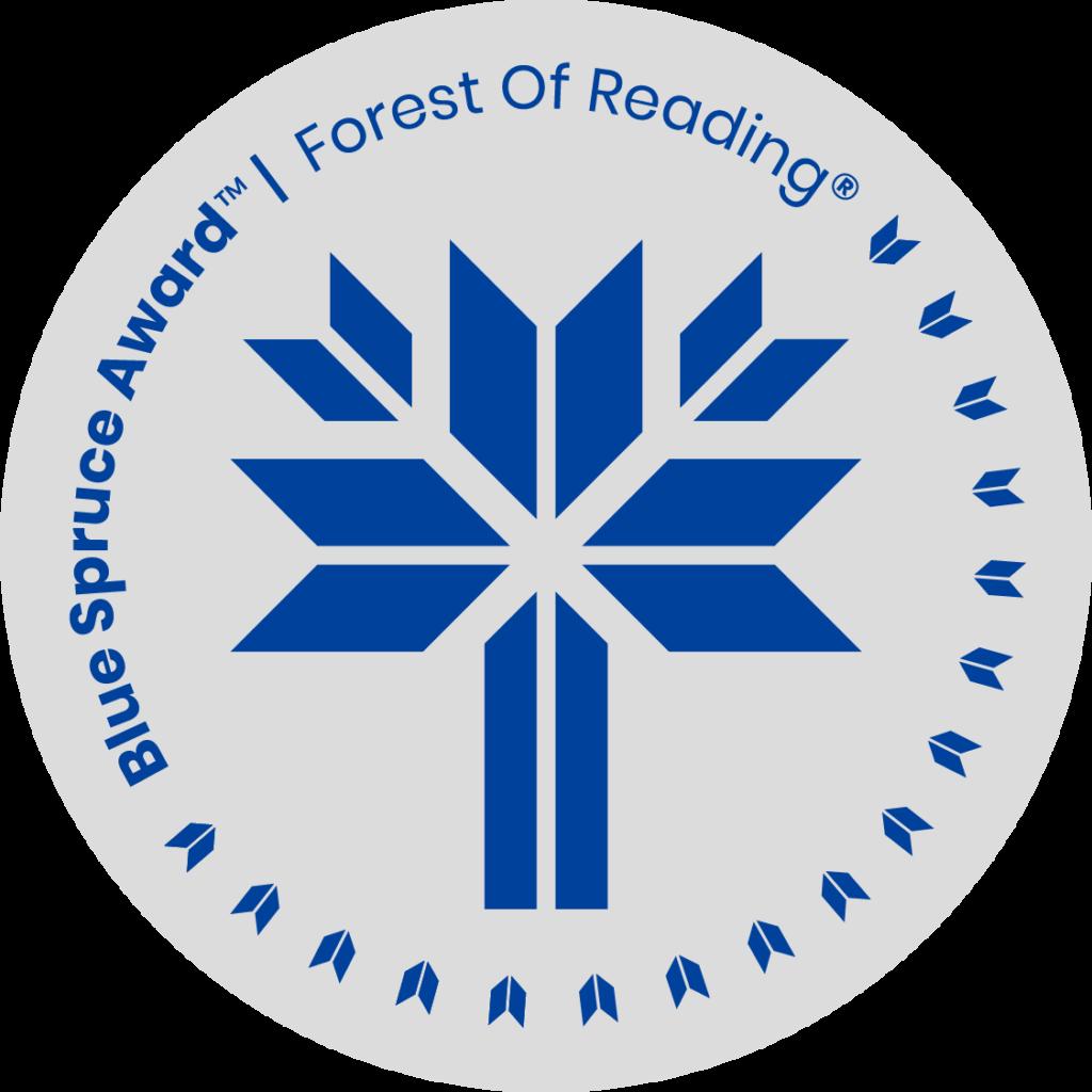Blue Spruce Award Logo