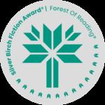 Silver Birch Fiction Award Logo
