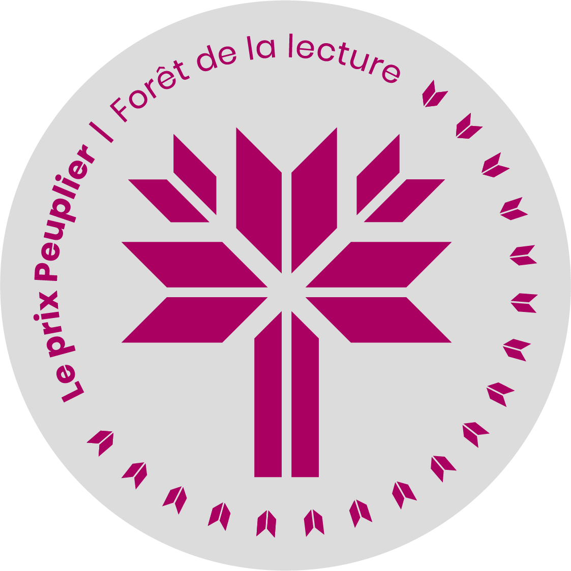 Le prix Peuplier Award Logo