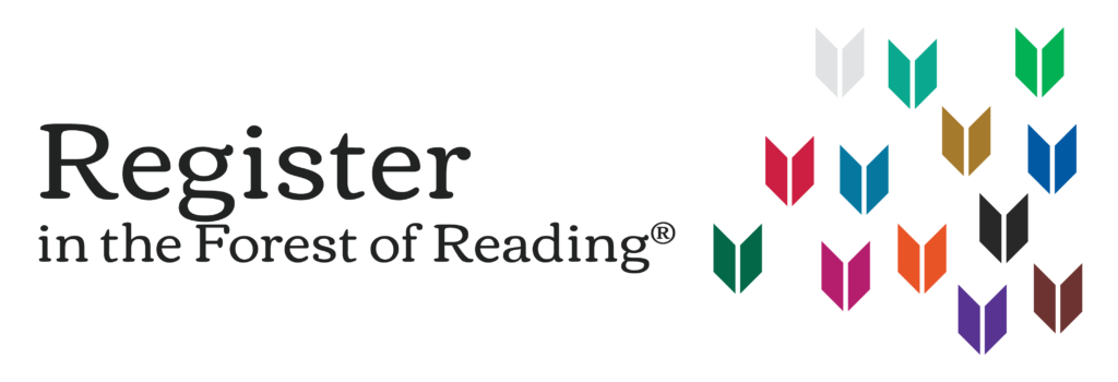 Register in the Forest of Reading Banner Image